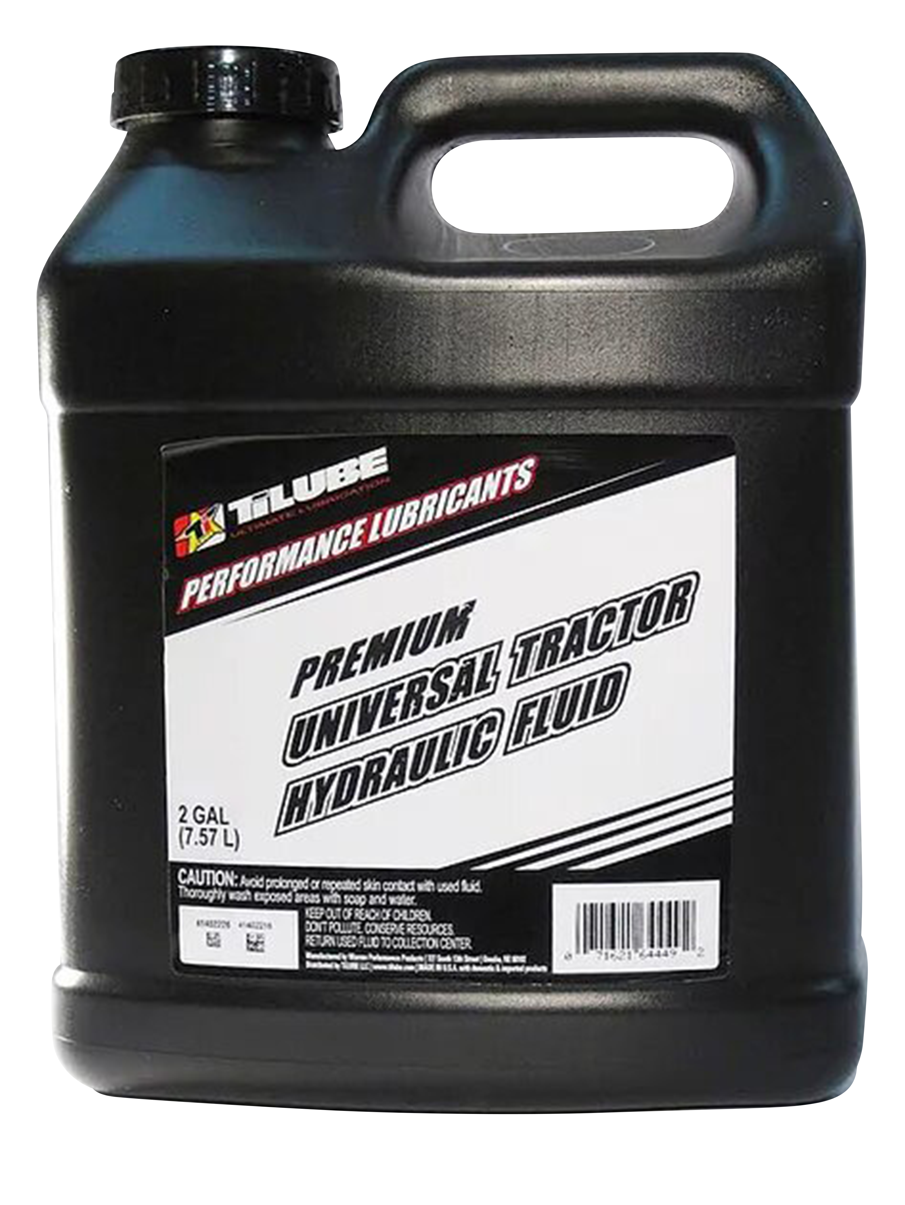 Tractor Hydraulic Fluid 2-Gals. Synthetic
